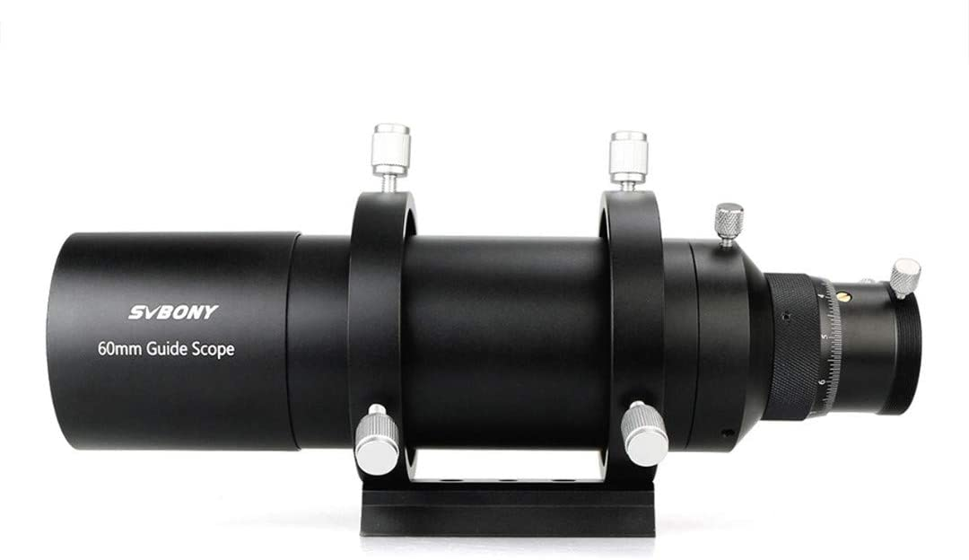 Teolhensot SV 60Mm Compact Deluxe Guide Scope Finderscope W/1.25