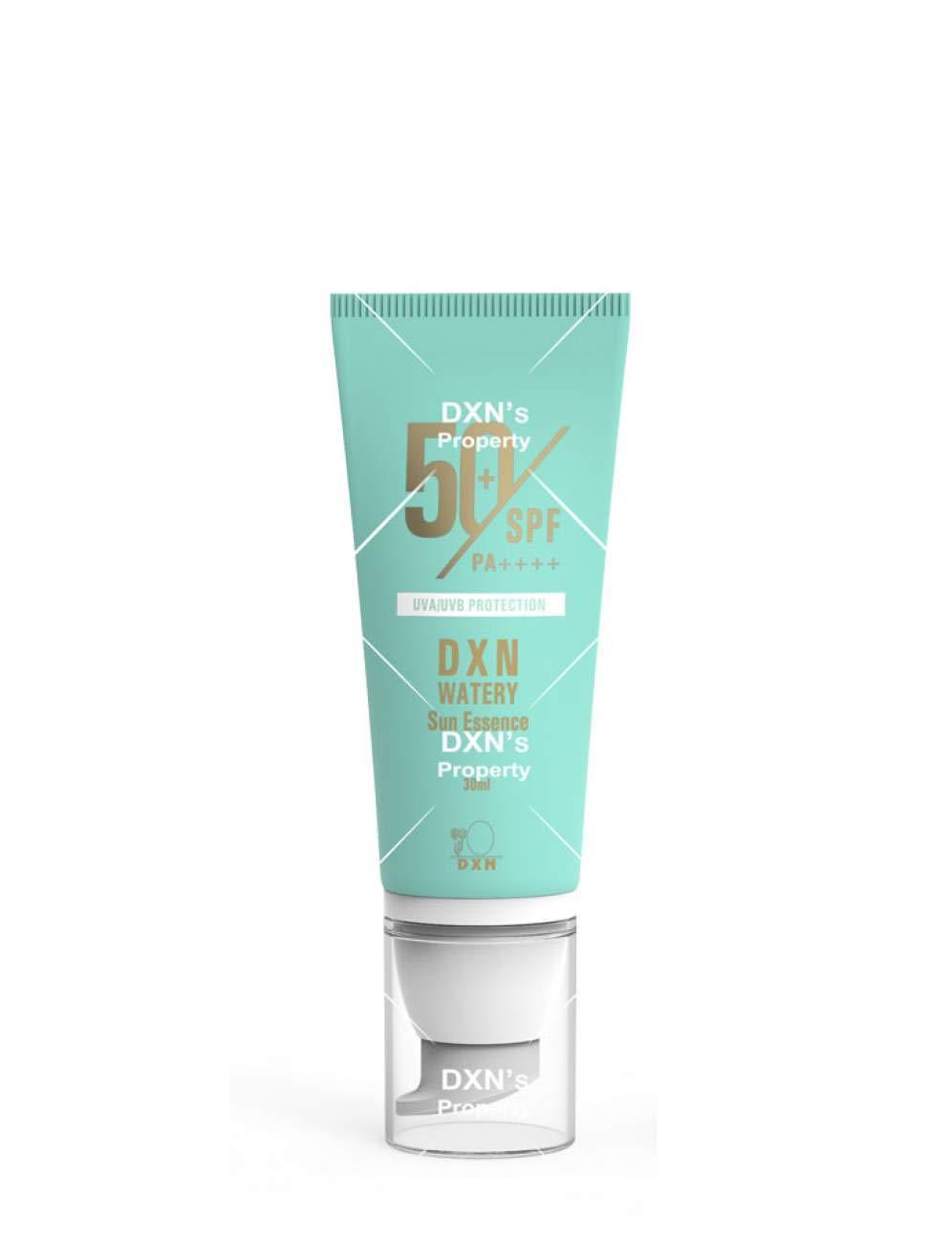 DXN Watery Sun Essence SPF 50++++ Sunscreen 30ml (3 Unit)