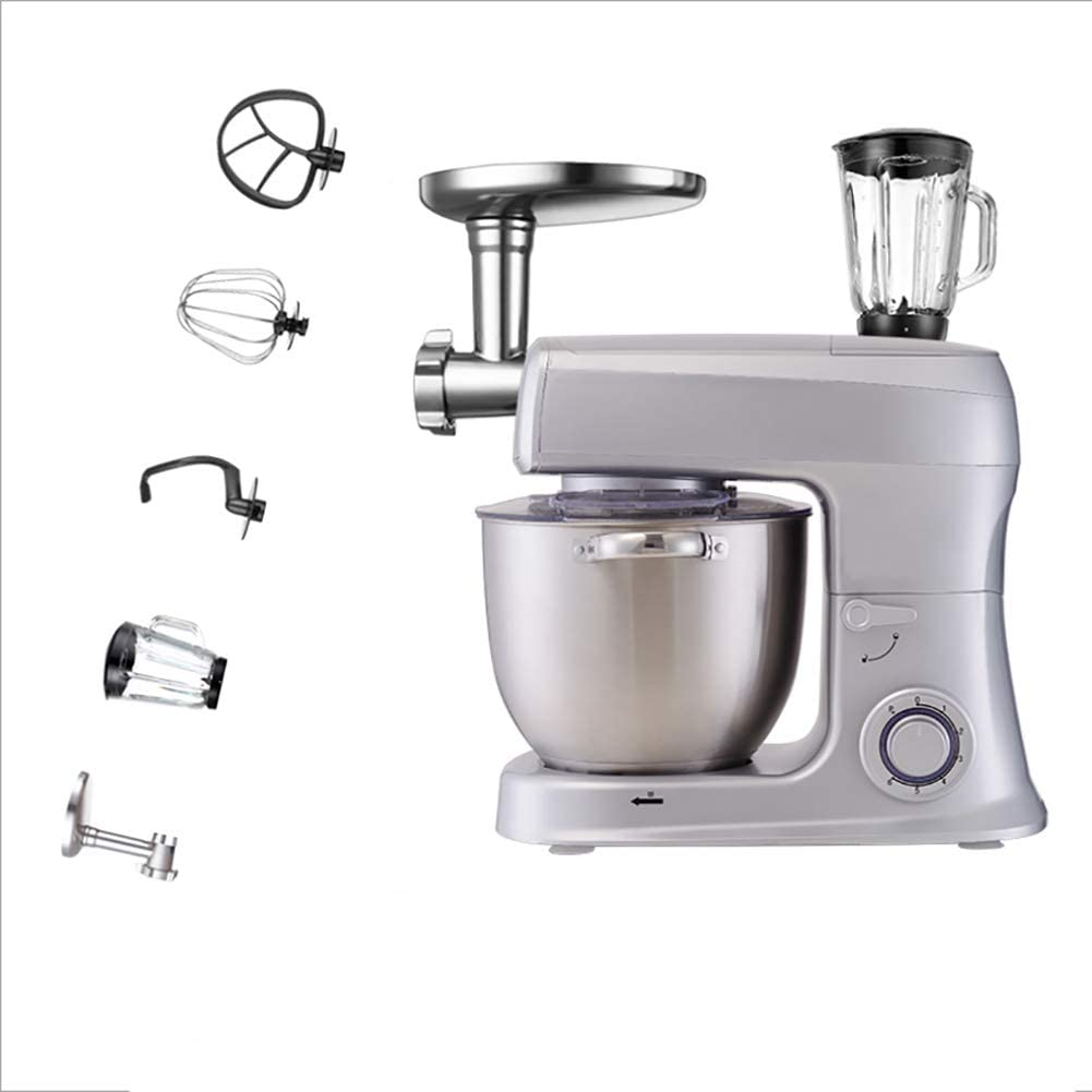 5-Speed Electric Stand Mixer, Tilt-Head, 5 L, Pouring Shield
