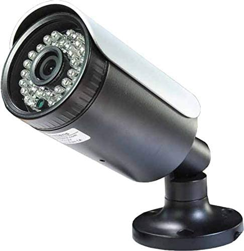 Boomlens- Analog CCTV Camera Waterproof Security Camera Lens 3.6mm 1000TVL CMOS Chips IR-Cut Day/Night Vision Infrared 36 LEDs Home Security System