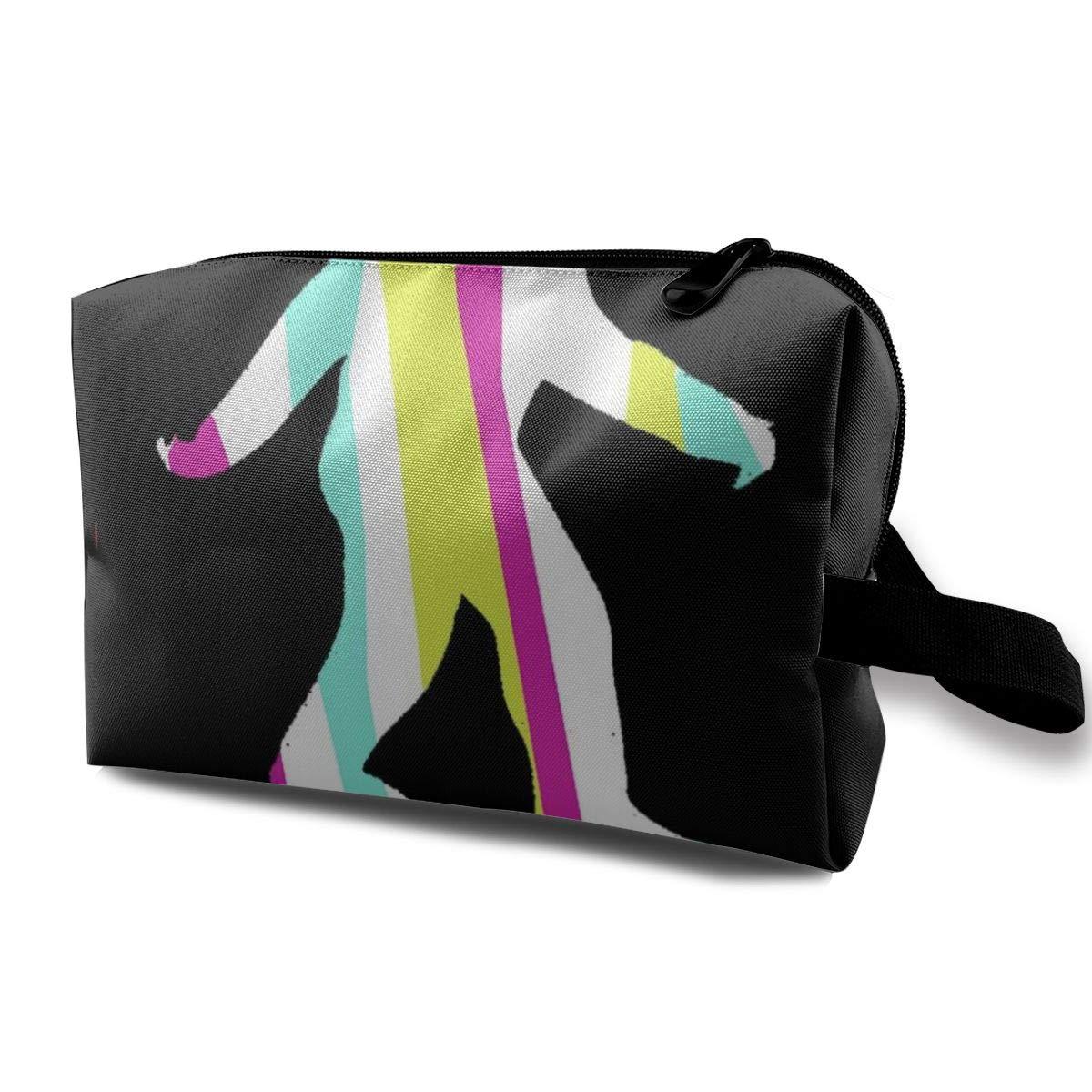 Makeup Bag Cosmetic Pouch GTA Yeti Multi-Functional Bag Travel Kit Storage Bag