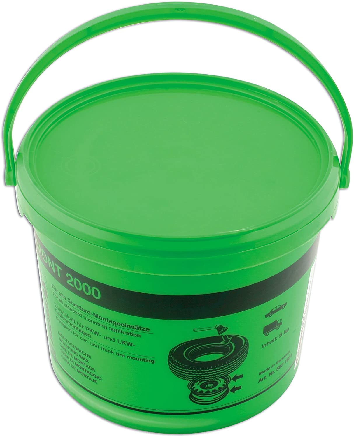 Connect 35089 5Kg Mont 2000 Bead Lubricant Tub