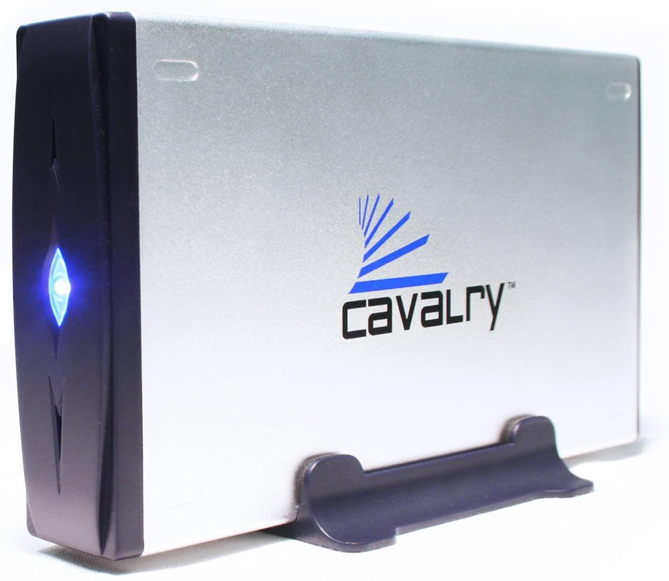 Cavalry Storage CACE Series 1 TB USB/Firewire 800 Mac-Ready External Hard Drive CACE3701T0
