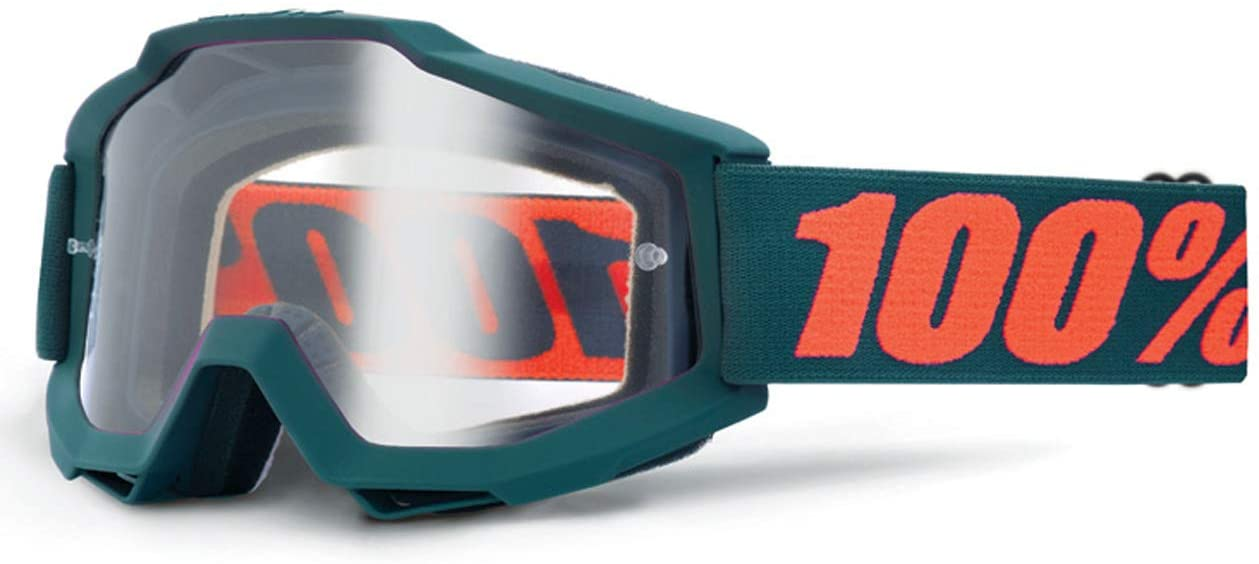 100% Accuri OTG Goggles-Gunmetal