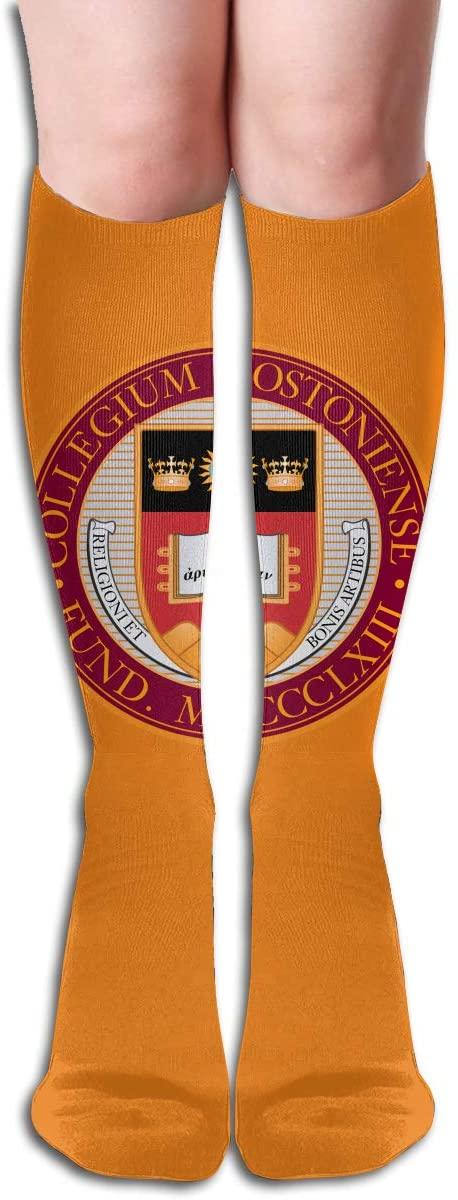 Bc Men's/Women's Comfortable Casual Funny Long Knee High Socks Compression Socks Winter Warm Soccer Socks