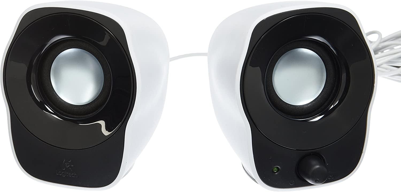 Logitech Z120 Stereo Speakers 980-000573 USB Powered