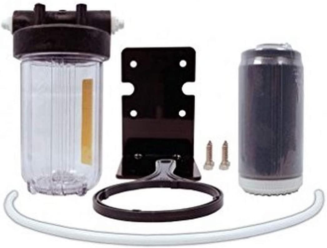 HydroLogic Hydro-Logic 812111011581 Evolution-RO1000 Add De-Ionization Kit, 4.5