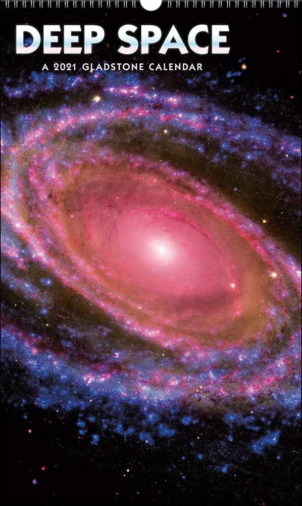 Deep Space 2021 Big Picture Calendar