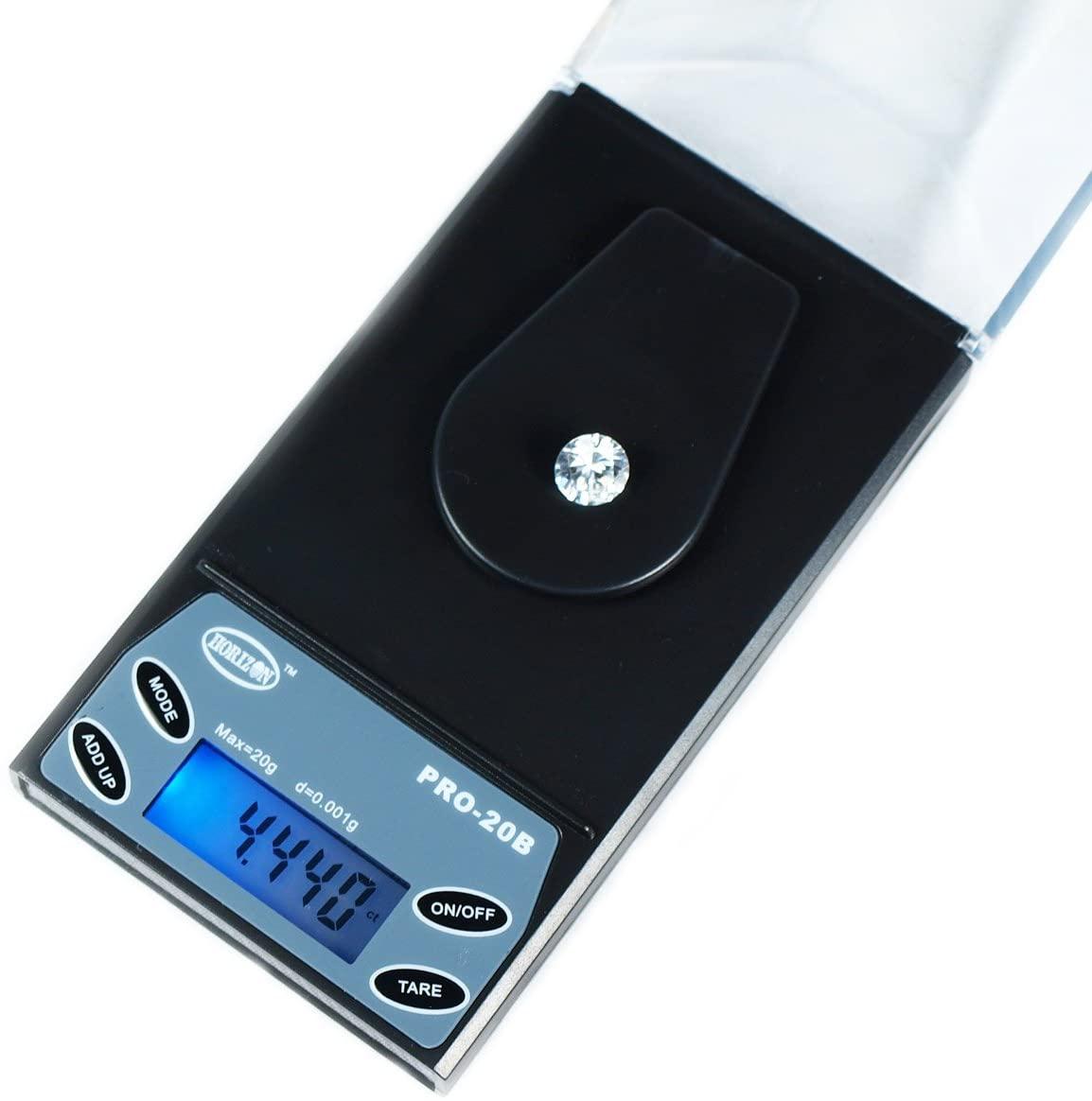 Horizon PRO-20B Digital Jewelry Scale, 20g by 0.001g