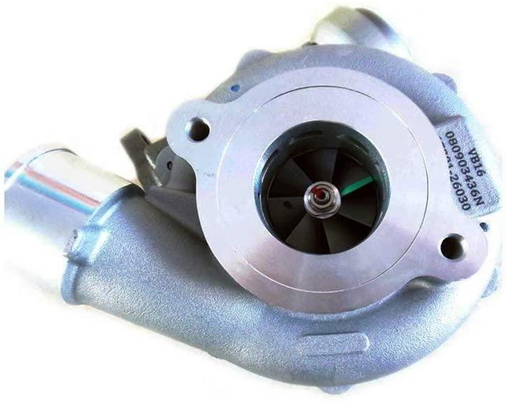 OEM 17201-26030 Balanced Turbo for Toyota Auris/Avensis/Corolla / RAV4 Turbocharger full turbine