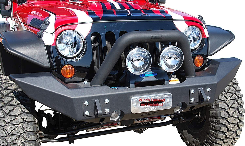MBRP 131174 Front Full Width Winch Bumper
