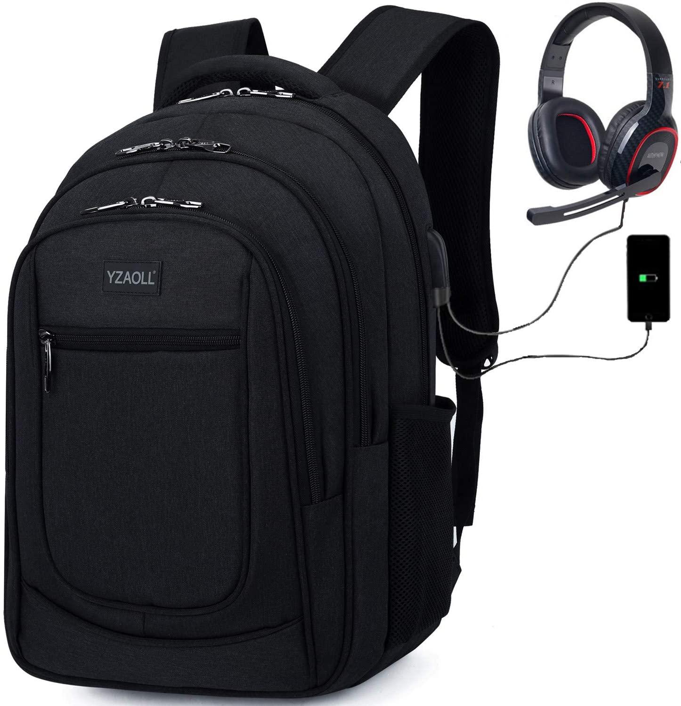 Computer Backpacks for Laptops Men Women Travel Back Packs 15.6 Inch Student Gift