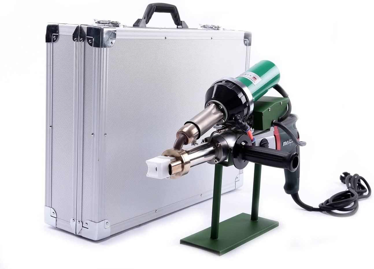 2014 Hot Sale High Frequency Hand-Held Hot Air Gun Hand Extruder PVC Pipe Welding Machine