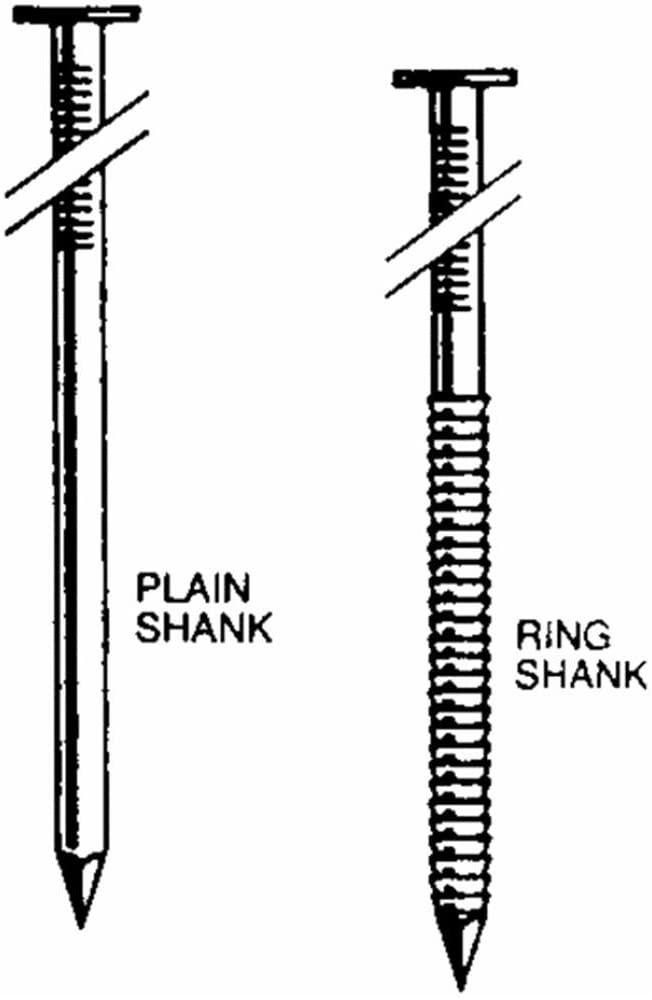 Stanley Bostitch C8R99BD 2-1/2x.099 Nail, 3600-Pack