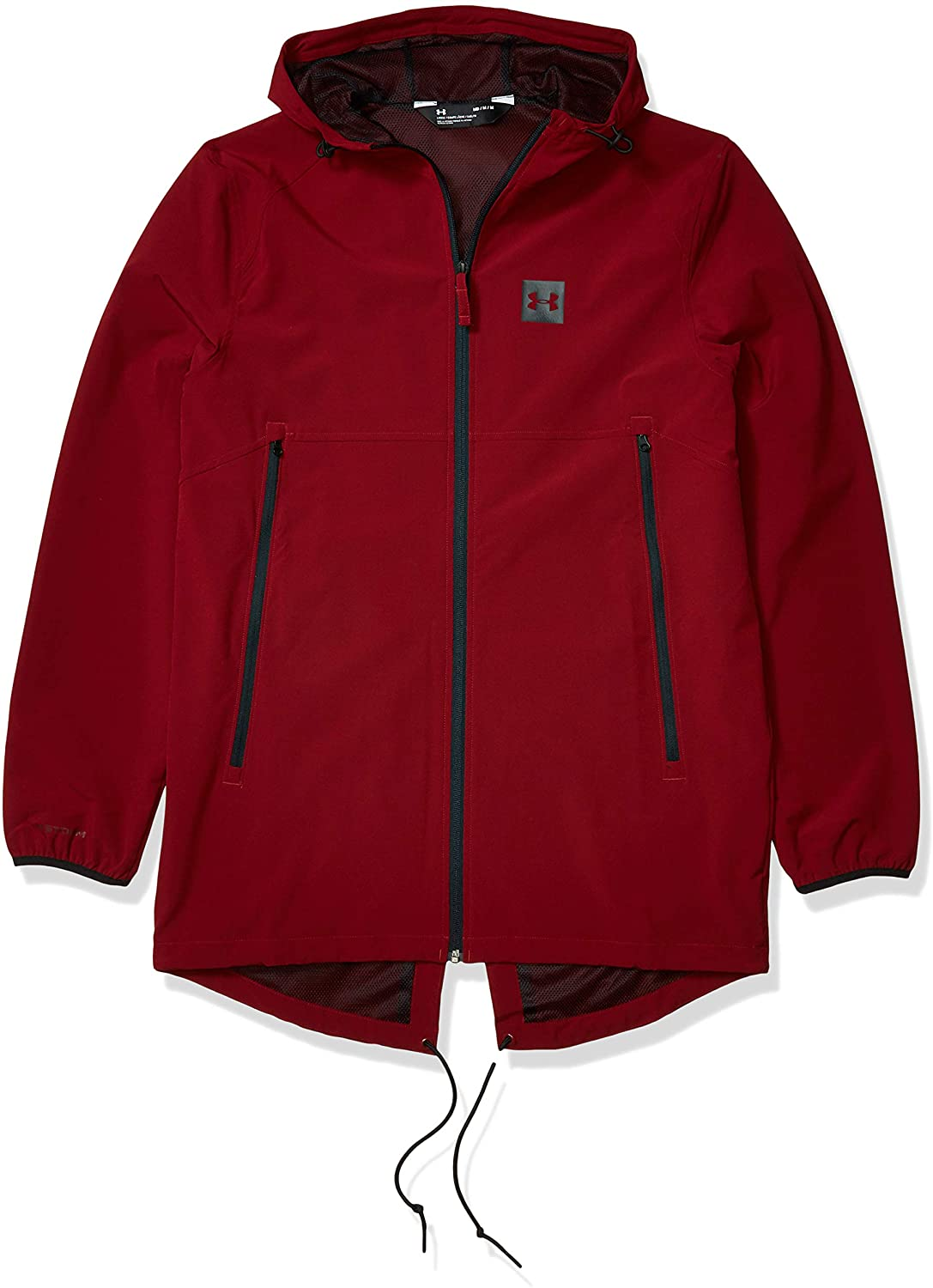 Under Armor Men's Sportstyle Fishtail Jacket
