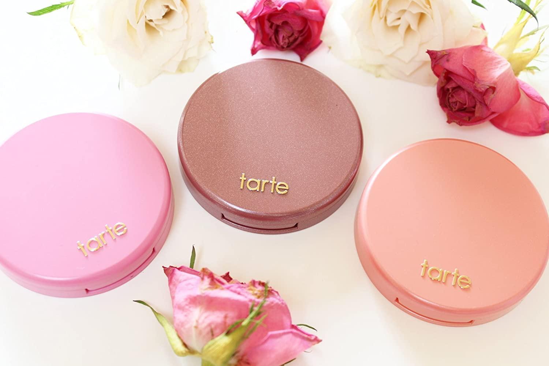 Tarte DHgateian Clay 12-Hour Blush Blissful 0.2 oz by Tarte Cosmetics