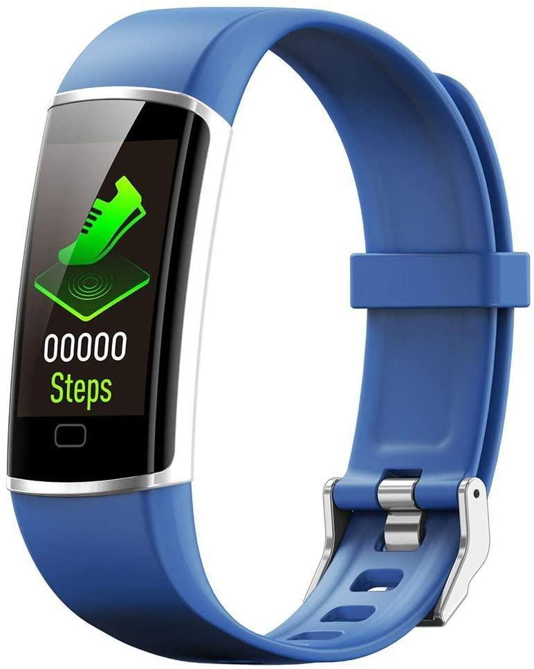 dalinana Smart Bracelet Heart Rate Blood Pressure Monitor IP67 Waterproof Pedometer Smart Watches