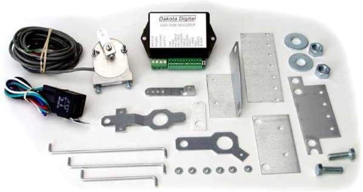 Dakota Digital Mounting Hardware and Wiring Harness Kit VM-170
