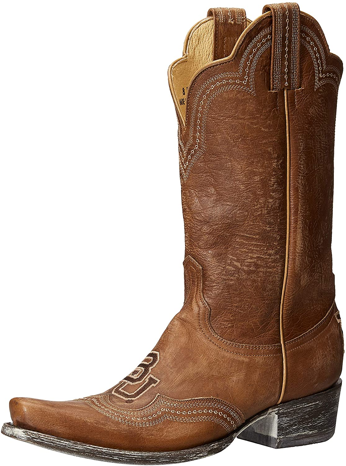 Gameday Boots Womens College Baylor 11 Shaft
