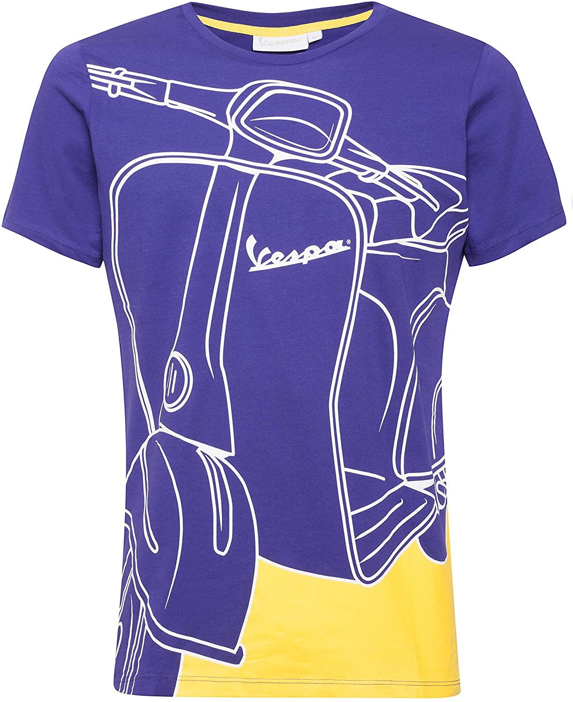 Vespa Mens T-Shirt