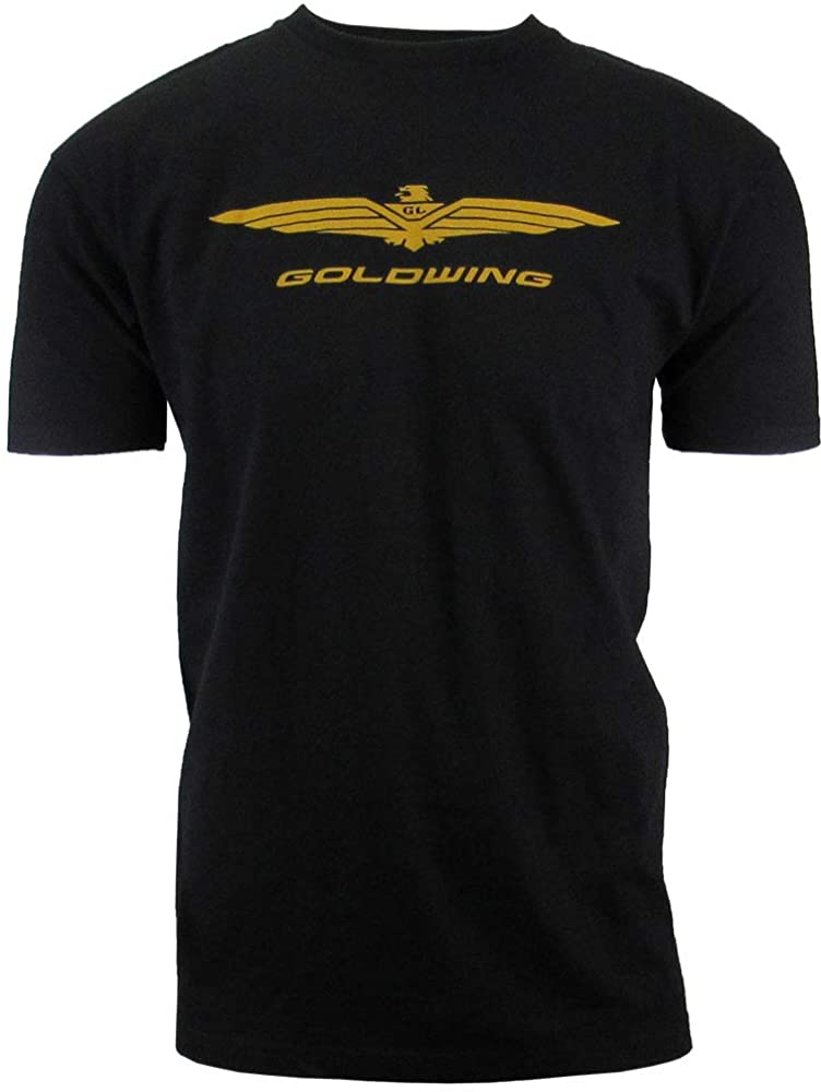 Mayhem Industries New Classic Honda Goldwing Short Sleeve Tee Black …