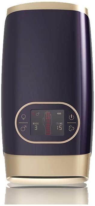 ZLDAN Hand Massage The Palm Wrist Mouse Electric Massager Care Devices (Color : Black)