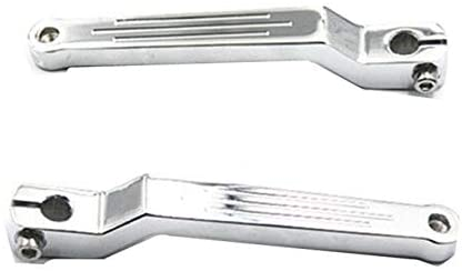 Accessories 2X Motorcycle Heel Toe Shift Lever Arms for Harley 1986-2012 Harley Electra Glide Softail FLST FLT