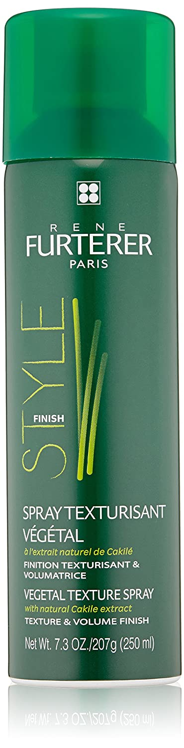 Rene Furterer STYLE Vegetal Texture Spray, Dry Styling Texture Spray, Volume & Shine