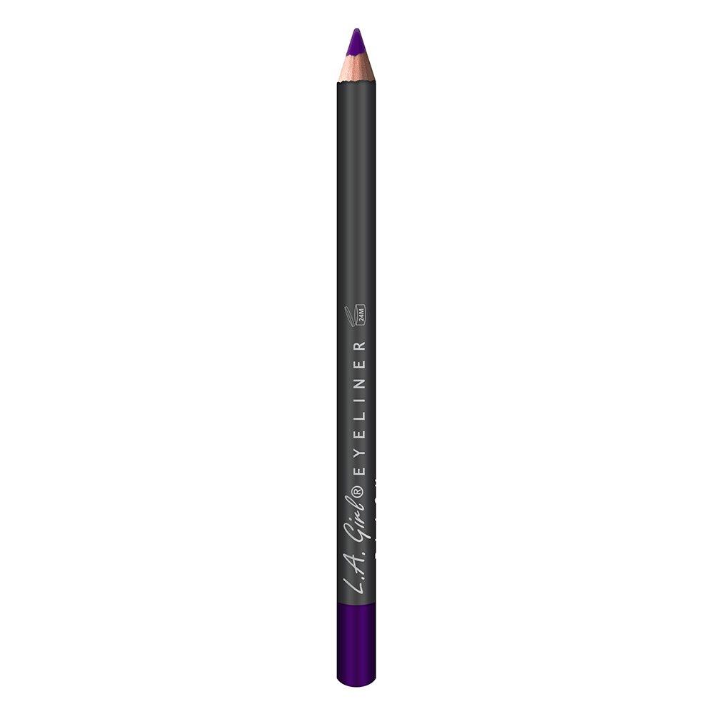 L.A. Girl Eyeliner Pencil, Raging Violet, 0.04 Ounce