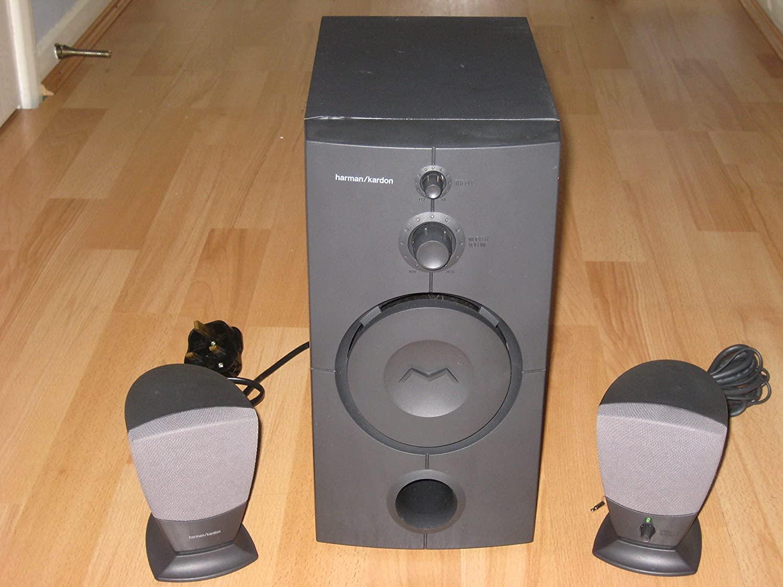 Harmon Kardon HK395 Dell 7E840 Speakers Only
