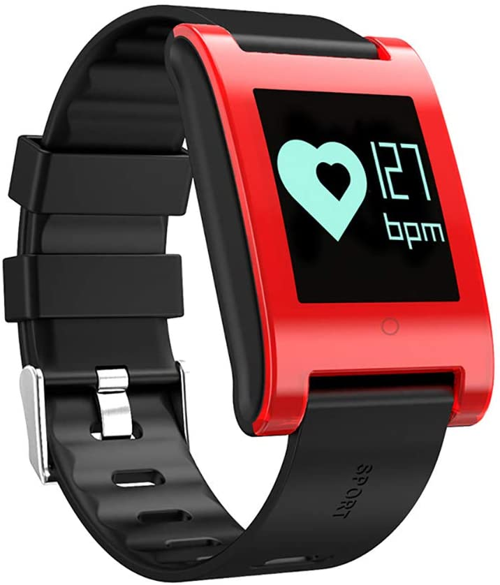 Aceyyk IP67 Waterproof Fitness Tracker,with Heart Rate Monitor Smart Watch with Call Reminder and Message Reminder for Men Women Kids Gifts