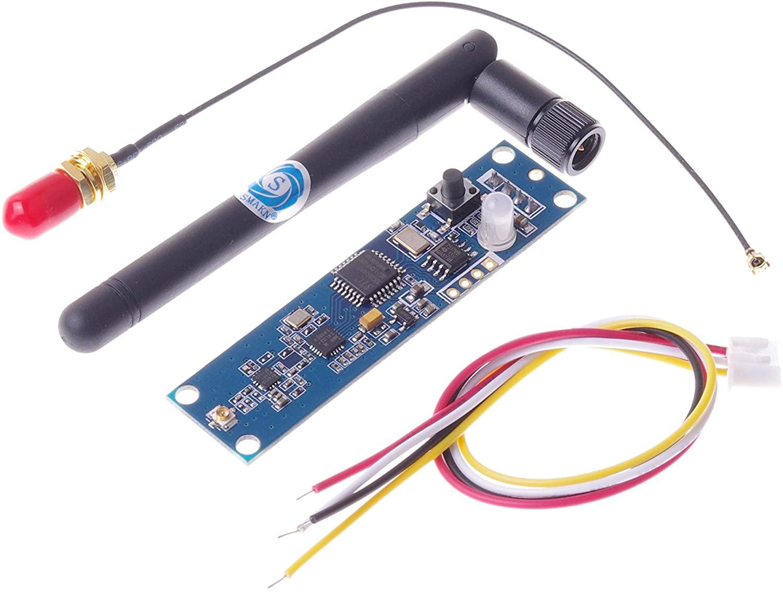 SMAKN Wireless DMX512 LED Light Controller Transmitter Receiver PCB Modules Board