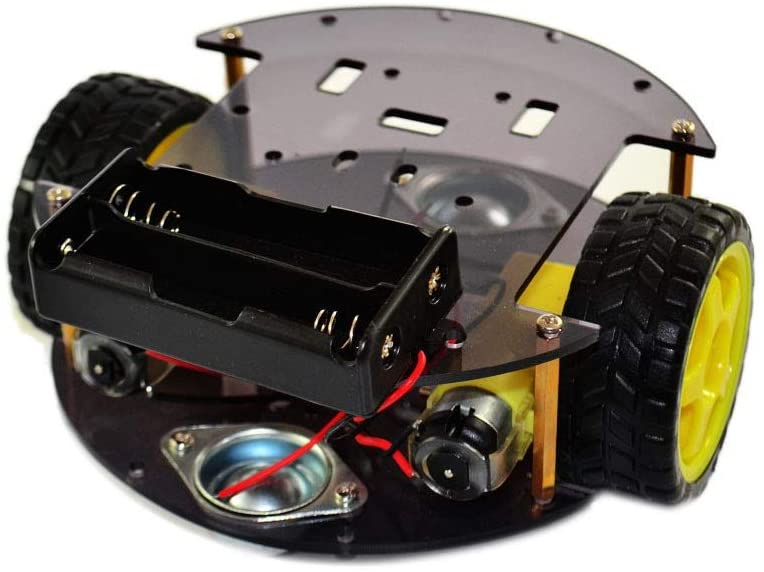 Bin Zhang disc Type Smart car Chassis/Two-Wheel