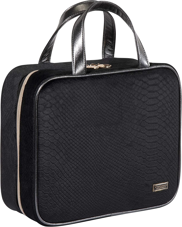 Stephanie Johnson Marais Martha Large Briefcase Noir