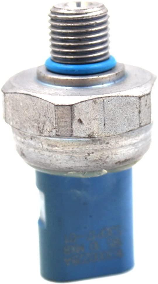 Fuel Rail High Pressure Regulator Sensor 16300022BA 53CP17-01 for Volkswagen Audi