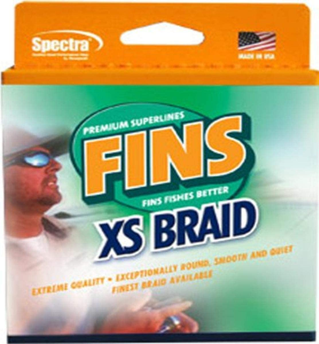 Fins Spectra 150-Yards Extra Smooth Fishing Line