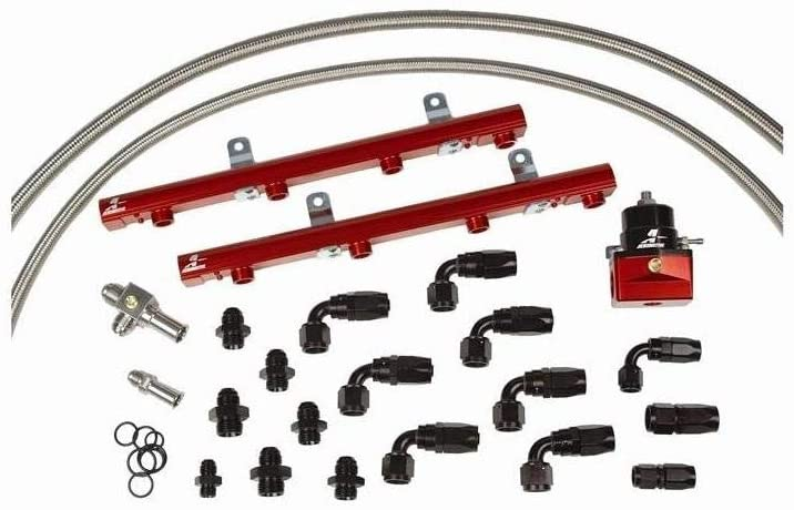 Aeromotive 14127 Fuel Rail System for Ford Lightning/Harley-Davidson