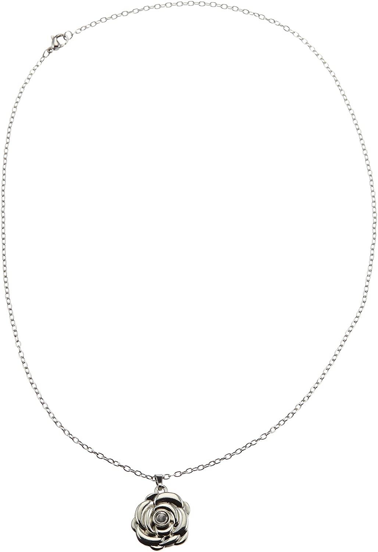 AngelStar 13865 Serenity Prayer Rose Magnifier Pendant, 20