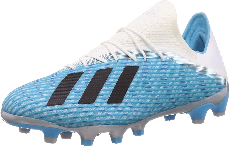 adidas Men Soccer Shoes Football Cleats Multi Ground Boots X 19.2 MG (39 1/3 EU - 6 UK - 6.5 US)
