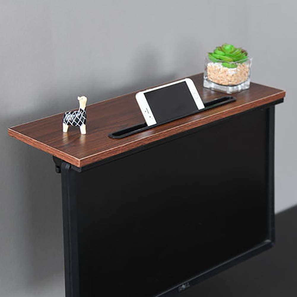 Classics Ergonomic Table,No Punch Computer Desk Shelf,Simple Laptop Table for Home Office Notebook Desk A