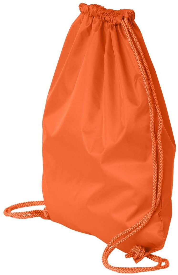 Liberty Bags Cotton Canvas Drawstring Backpack (Natural) (ONE)