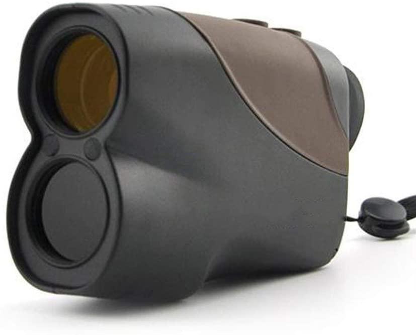 6x25CK Laser Ranger Finder for Hunting/Golf Rain Resistant Distance Meter 900m Compact Rangefinder with 2 Modes