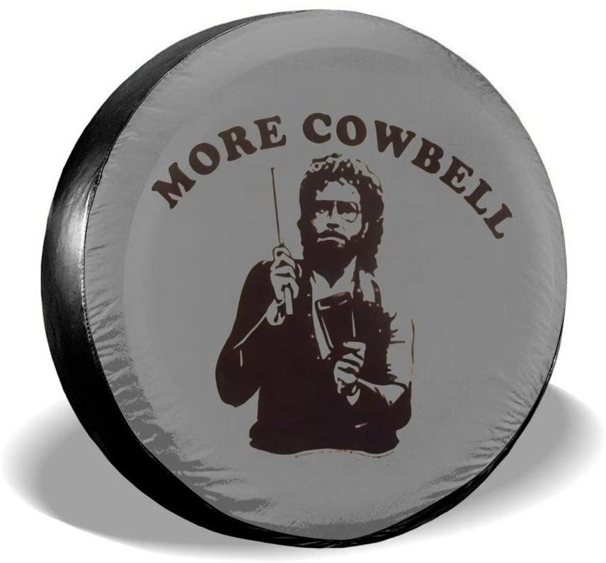 Wehoiweh Cowboy Bebop Universal Waterproof Dust-Proof Wheel Tire Cover Protector (14