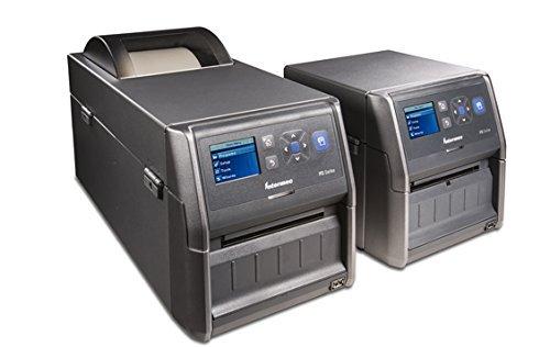 Intermec PD43A03100010201 Series PD43 Light Industrial Printer, Ethernet, Thermal Transfer, 203 dpi, US Cord