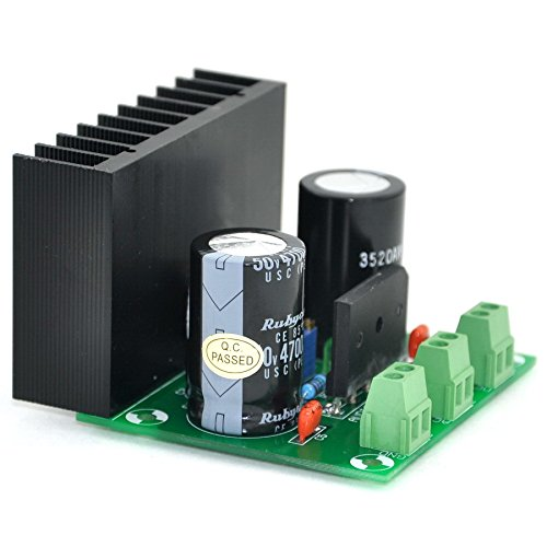 Electronics-Salon 5 Amps 1.5 to 32V Adjustable Voltage Regulator Module.