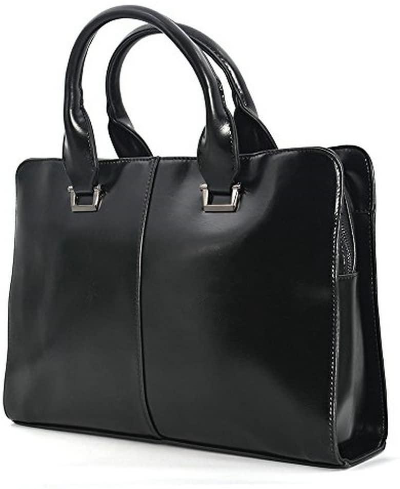 Men Messenger Bags Business Leather Laptop Bag Men's Briefcase Laptop