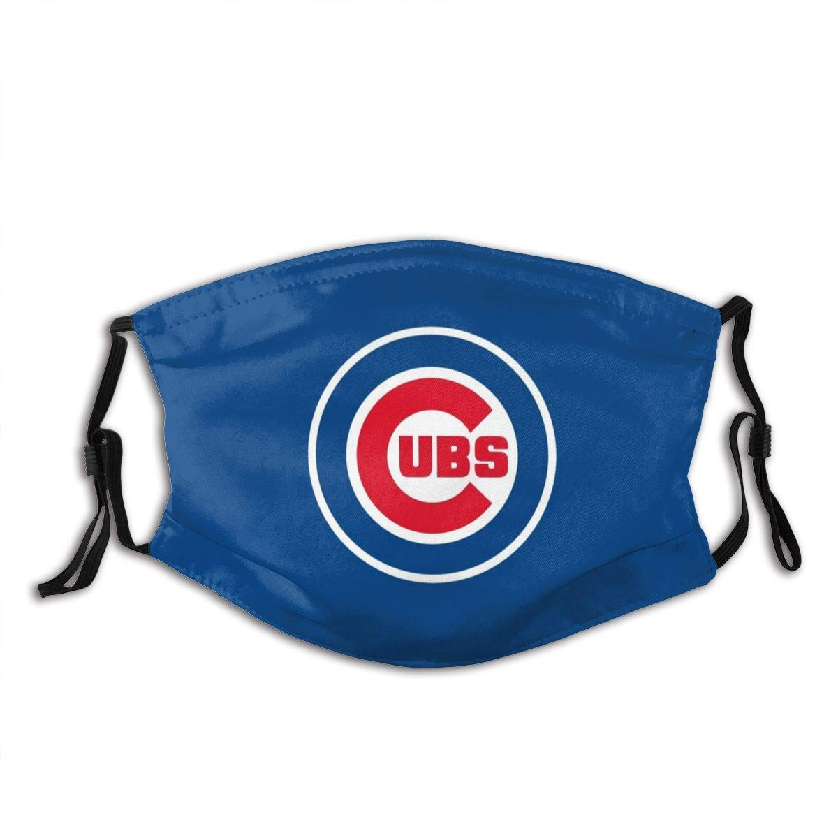 Face Cover Soft Mouth Cover Adjustable for Chicago Baseball Fans Unisex Sports Balaclavas Scarf