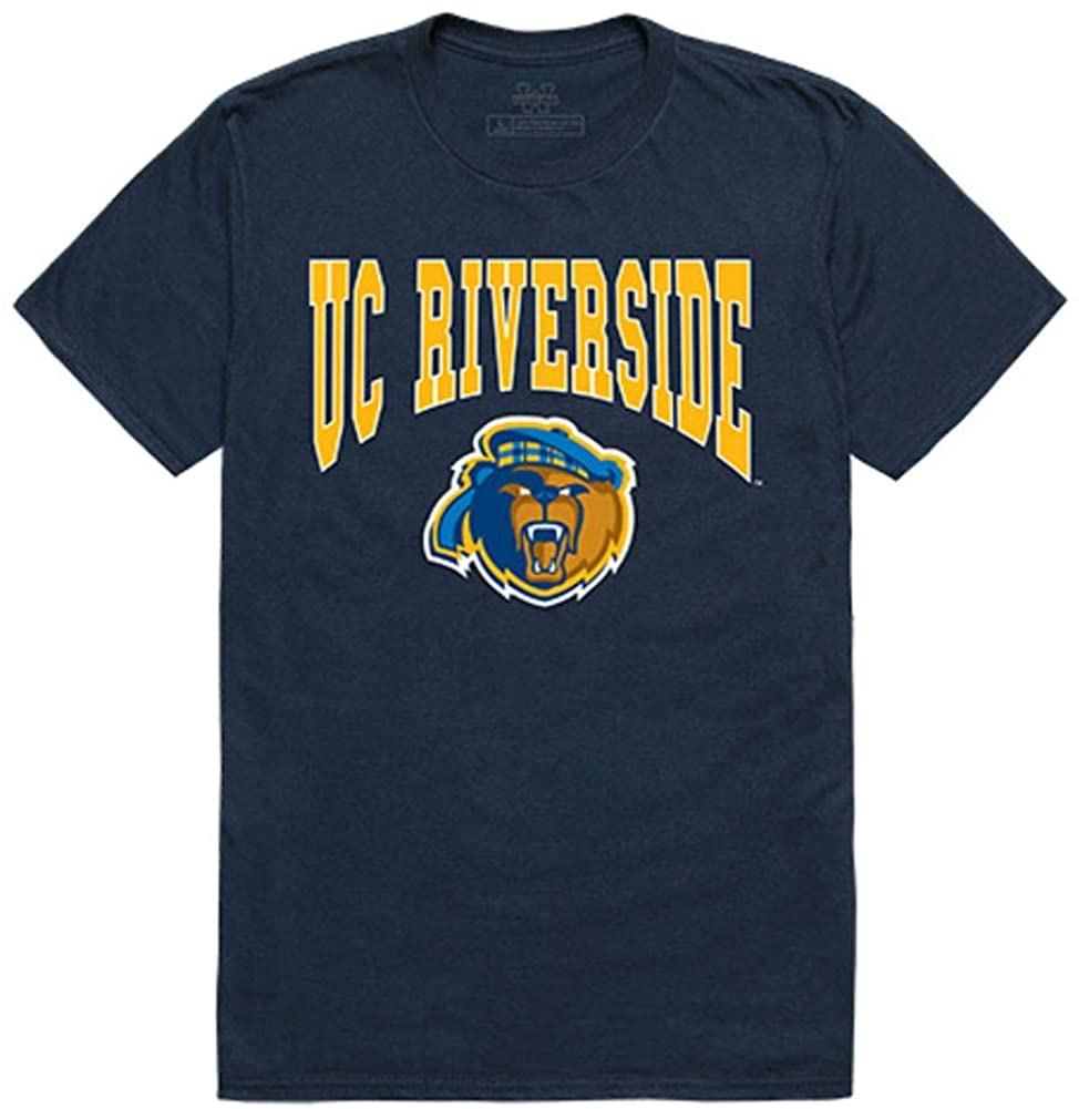 University of California, Riverside The Highlanders NCAA Athletic Tee T-Shirt