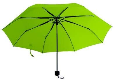 Susanna Bright Tri-fold Umbrella Couple Men and Women Folding Umbrella Sun Umbrella