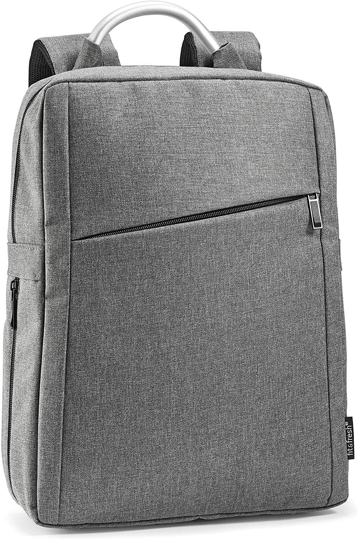 Fit & Fresh no model backpack, Light Gray